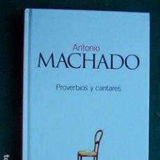 Libros de segunda mano - Antonio Machado Proverbios y cantares - 104274331