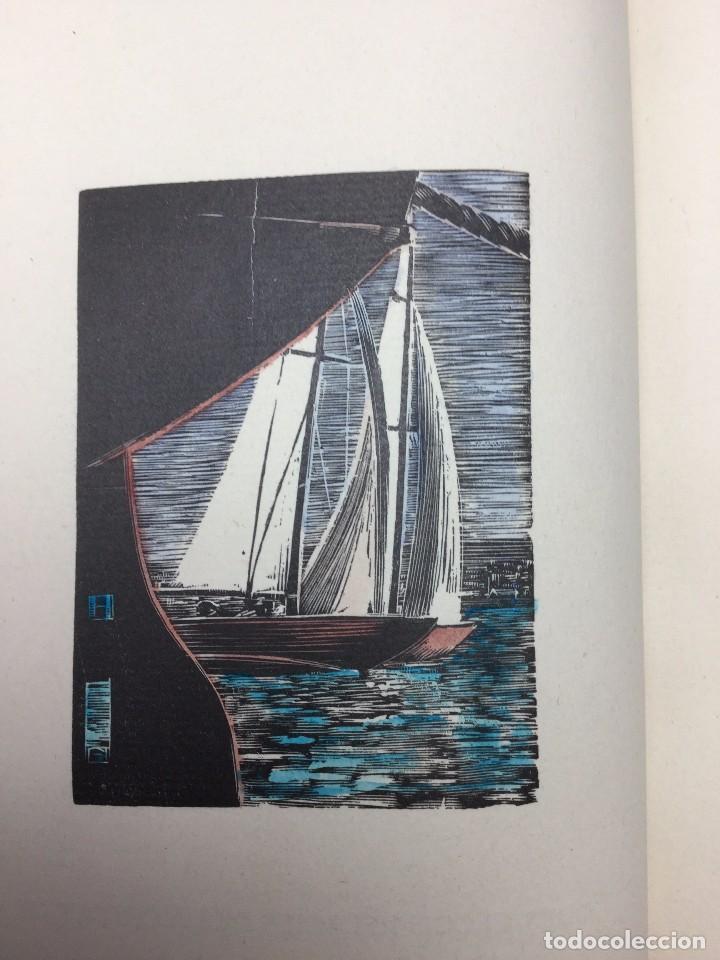 Libros de segunda mano: ANTOLOGÍA LÍRICA DE BARCELONA. 1950 - Foto 2 - 104378003