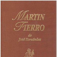 Libros de segunda mano: MARTIN FIERRO.. Lote 64261222