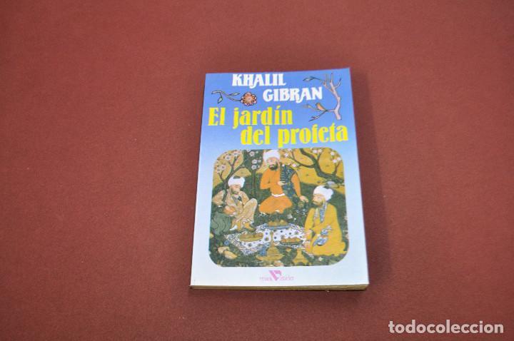 El Jardín Del Profeta Khalil Gibran Ps1 Kaufen Bücher Mit