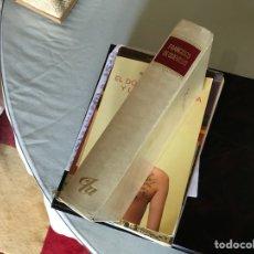 Libros de segunda mano: POESÍA Y PROSA . FRANCISCO DE QUEVEDO. Lote 108187596
