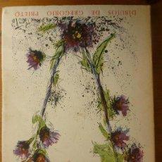 Libros de segunda mano: JUAN ALCAIDE EN SU VERSO (ANTOLOGIA) JUAN ALCAIDE. INSULA, MADRID (1973) 121PP. Lote 110066679