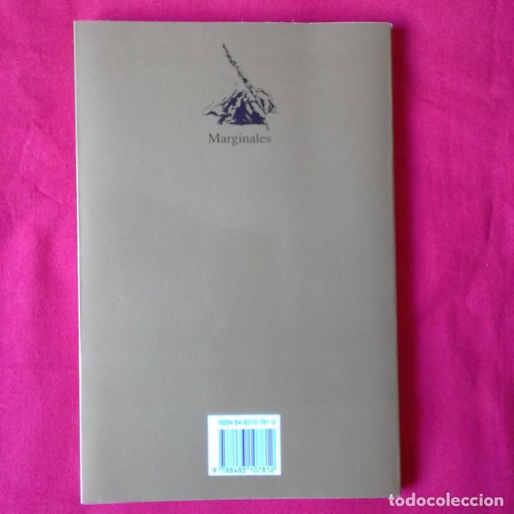 Libros de segunda mano: LAS HEREJÍAS PRIVADAS. LUIS ANTONIO DE VILLENA. TUSQUETS. NUEVOS TEXTOS SAGRADOS. MARGINALES 1º EDIC - Foto 2 - 110166831