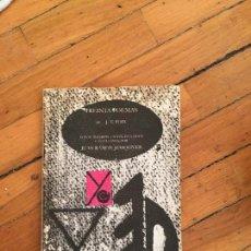 Libros de segunda mano: JUAN RAMÓN MASOLIVER: TREINTA POEMAS DE J.V. FOIX CON SU INTERPRETACIO EN VERSOS CASTELLANOC EDICIÓ. Lote 110526487