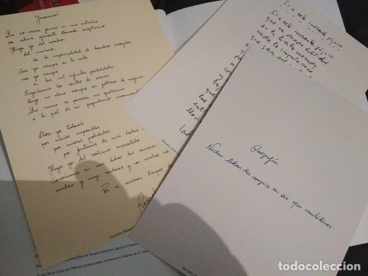 Libros de segunda mano: POEMAS DEL CLAUSTRO Nº15 - 2006-(Incluye encartes) - Foto 3 - 110841507