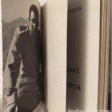 Libros de segunda mano: JOSÉ-MIGUEL ULLÁN : SOLDADESCA (1ª ED. PRE-TEXTOS, 1979. BRINKMANN, CHILLIDA, GORDILLO, PALAZUELO, R. Lote 262657930