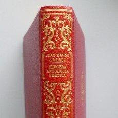 Libros de segunda mano: JUAN RAMÓN JIMÉNEZ // TERCERA ANTOLOJÍA POÉTICA // EDITORIAL BIBLIOTECA NUEVA // 1957 //. Lote 111614091