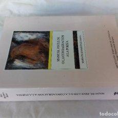 Libros de segunda mano: MANUEL PINILLOS O LA CONSAGRACIÓN A LA POESÍA-MARÍA PILAR MARTÍNEZ BARCA-INSTITUCION FERNANDO EL CAT. Lote 113265167