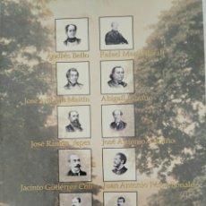 Libros de segunda mano: DIEZ POETAS VENEZOLANOS DEL SIGLO XIX. Lote 113578052