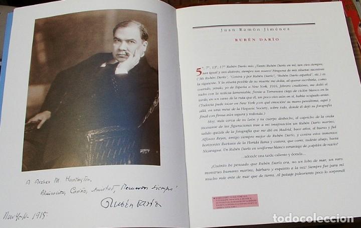 Libros de segunda mano: POESIA - REVISTA ILUSTRADA DE INFORMACION POETICA. Nº34,35 -RUBEN DARÍO - Foto 2 - 115032403