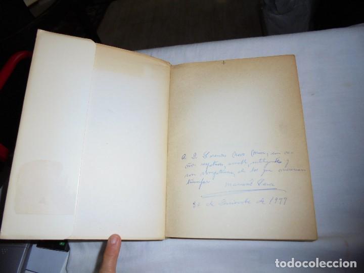 Libros de segunda mano: CON MIRAS A LO IDEAL(POESIAS ESCOGIDAS)MARIANO SANZ,.MADRID 1977.DEDICADO Y FIRMADO POR EL AUTOR - Foto 2 - 115696231