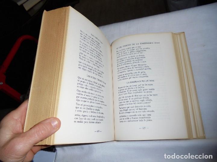 Libros de segunda mano: CON MIRAS A LO IDEAL(POESIAS ESCOGIDAS)MARIANO SANZ,.MADRID 1977.DEDICADO Y FIRMADO POR EL AUTOR - Foto 6 - 115696231