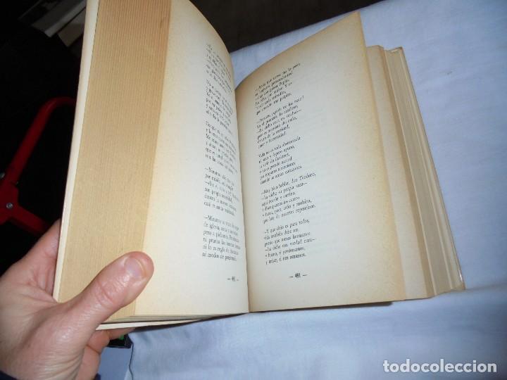 Libros de segunda mano: CON MIRAS A LO IDEAL(POESIAS ESCOGIDAS)MARIANO SANZ,.MADRID 1977.DEDICADO Y FIRMADO POR EL AUTOR - Foto 7 - 115696231