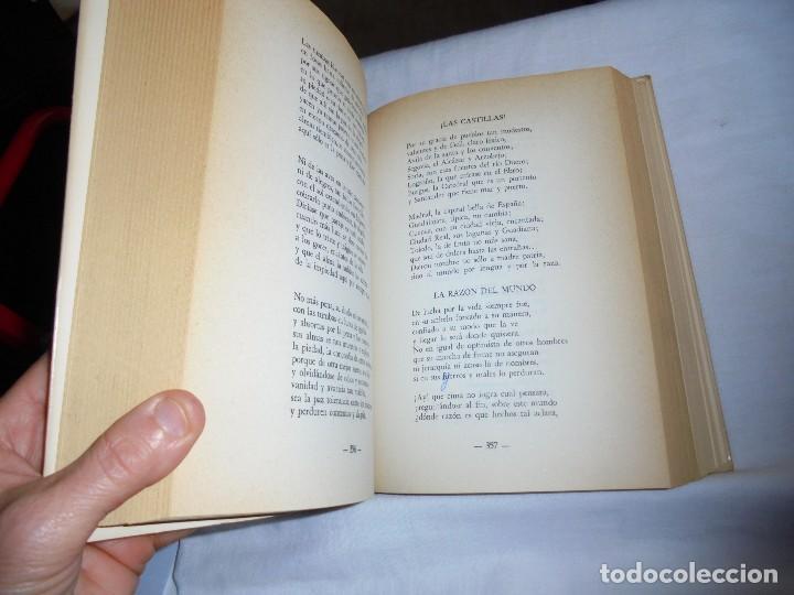 Libros de segunda mano: CON MIRAS A LO IDEAL(POESIAS ESCOGIDAS)MARIANO SANZ,.MADRID 1977.DEDICADO Y FIRMADO POR EL AUTOR - Foto 8 - 115696231