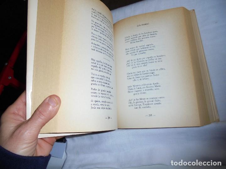 Libros de segunda mano: CON MIRAS A LO IDEAL(POESIAS ESCOGIDAS)MARIANO SANZ,.MADRID 1977.DEDICADO Y FIRMADO POR EL AUTOR - Foto 9 - 115696231