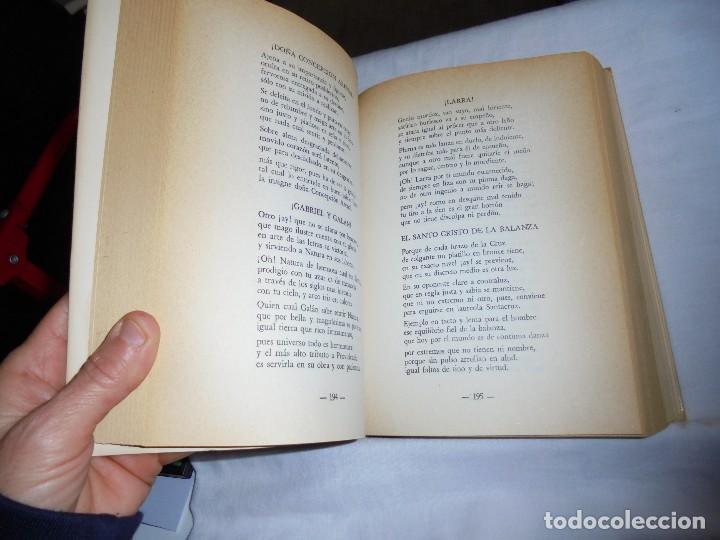 Libros de segunda mano: CON MIRAS A LO IDEAL(POESIAS ESCOGIDAS)MARIANO SANZ,.MADRID 1977.DEDICADO Y FIRMADO POR EL AUTOR - Foto 10 - 115696231