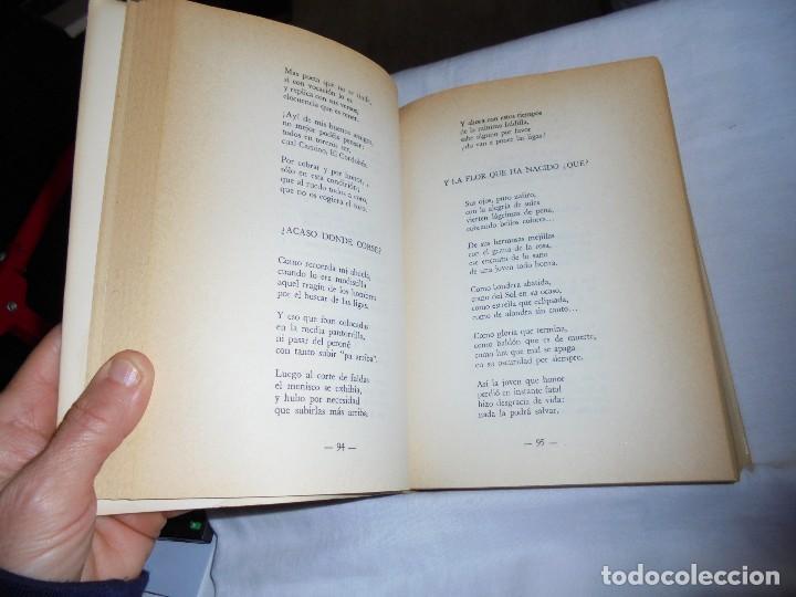 Libros de segunda mano: CON MIRAS A LO IDEAL(POESIAS ESCOGIDAS)MARIANO SANZ,.MADRID 1977.DEDICADO Y FIRMADO POR EL AUTOR - Foto 11 - 115696231