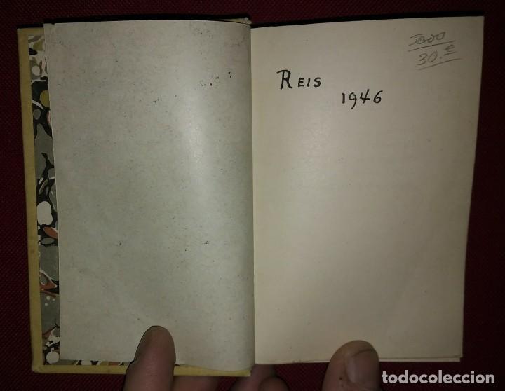 Libros de segunda mano: 1942 ANTOLOGÍA DE POETAS ROMÁNTICOS Bécquer, Espronceda, San Juan de la cruz, Jorge Manrique - Foto 5 - 141169302