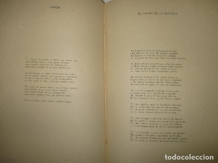 Libros de segunda mano: EN LA LLAMA. CIRLOT, Juan Eduardo. 1945. PRIMERA EDICIÓN. DEDICATORIA AUTÓGRAFA. - Foto 5 - 118146403