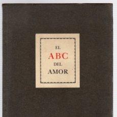 Libros de segunda mano: EL ABC DEL AMOR. NEUFVILLE, AÑO 1964. Lote 118526258
