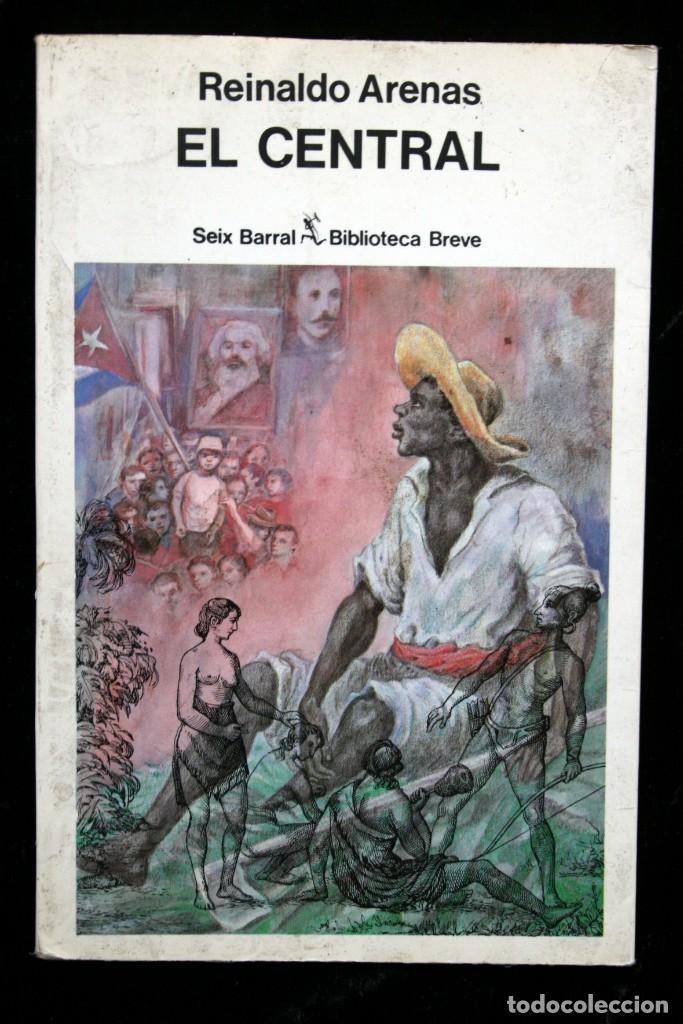 EL CENTRAL (POEMA) - ARENAS, REINALDO. - PRIMERA EDICION (Libros de Segunda Mano (posteriores a 1936) - Literatura - Poesía)