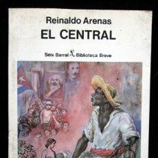 El Central Poema Arenas Reinaldo Primera Edicion