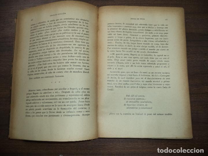 Libros de segunda mano: PROSA DE PRISA. CRONICAS. NICOLAS GUILLÉN. CON DEDICATORIA Y FIRMA DEL AUTOR. 1962. 1ª EDICION. - Foto 4 - 121002347