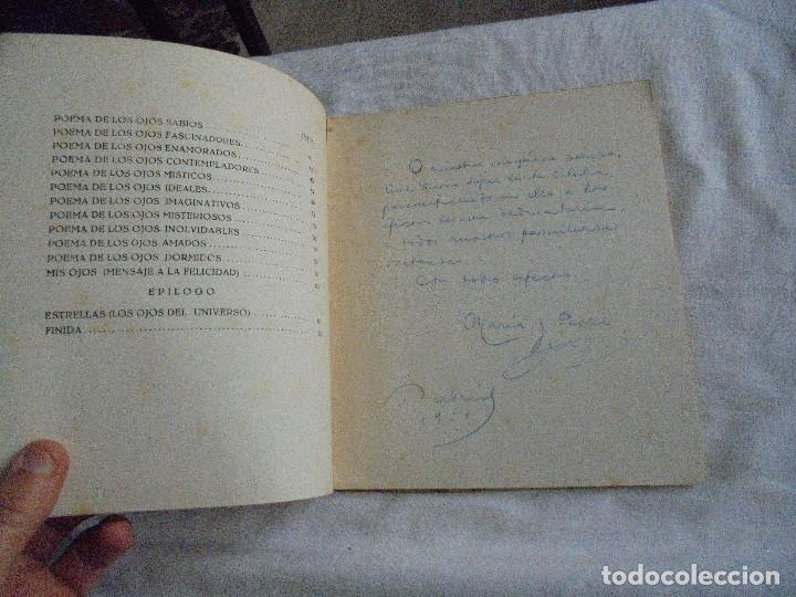 Libros de segunda mano: FIRMAMENTO HUMANO (POEMAS)PEDRO G.ARIAS.PROLOGO DE CONCHA ESPINA MADRID 1950.FIRMADO Y DEDICADO POR - Foto 3 - 121788627