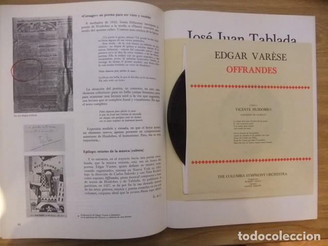 Libros de segunda mano: Poesia Revista Ilustrada de Informacion Poetica N - 3 1978. ESTADO PERFECTO - Foto 3 - 124390971
