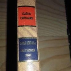Libros de segunda mano: MORIR PENSANDO MATAR Y LA VIDA EN EL ATAUD * ROJAS ZORRILLA. Lote 125024299