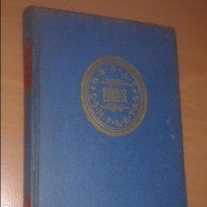 Libros de segunda mano: FEDERICO GARCÍA LORCA - OBRAS COMPLETAS, VII - LOSADA, 1944. Lote 126138559