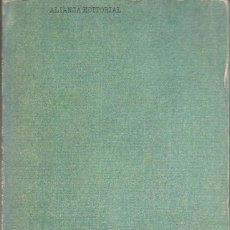 Libros de segunda mano: POESÍA CHINA DEL SIGLO XXII A.C. A LAS CANCIONES DE LA REVOLUCIÓN CULTURAL, MARCELA DE JUAN (SEL.). Lote 126217699