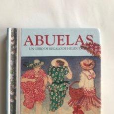 Libros de segunda mano: ABUELAS POR HELEN EXLEY. EDITORIAL EDAF, 1998.. Lote 288481463