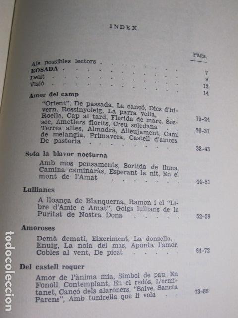 Libros de segunda mano: Poesies. Bartomeu Guasp Gelabert Prev., Ciutat de Mallorca, 1972 - Foto 3 - 127783039