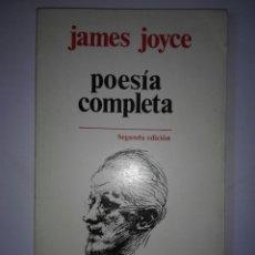 Libros de segunda mano: POESÍA COMPLETA.. Lote 127919518