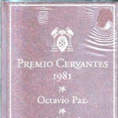 Libros de segunda mano: PREMIO CERVANTES 1981. LIBERTAD BAJO PALABRA. A-LESP-775. Lote 128661063