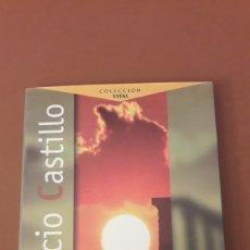 Libros de segunda mano: POR UN POCO MÁS DE LUZ. HORACIO CASTILLO. Lote 128664034