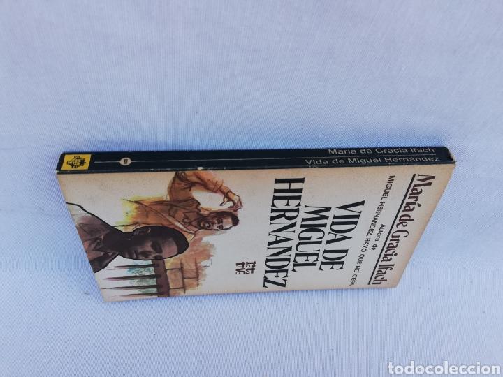 Libros de segunda mano: LOTE LIBROS MIGUEL HERNÁNDEZ. - Foto 5 - 129038535