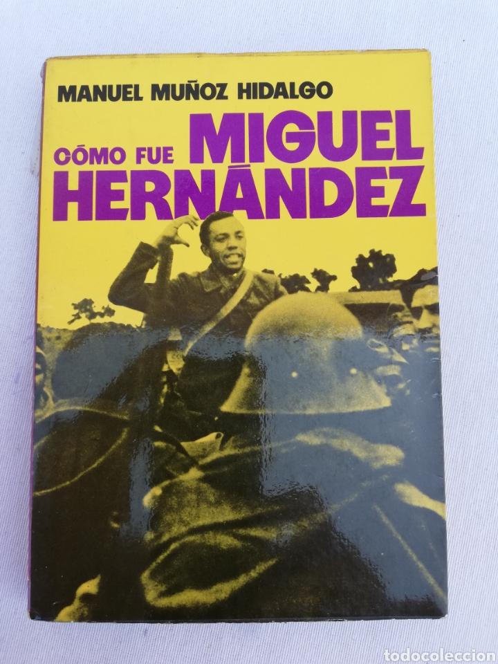 Libros de segunda mano: LOTE LIBROS MIGUEL HERNÁNDEZ. - Foto 12 - 129038535