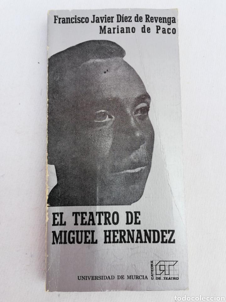 Libros de segunda mano: LOTE LIBROS MIGUEL HERNÁNDEZ. - Foto 9 - 129038535