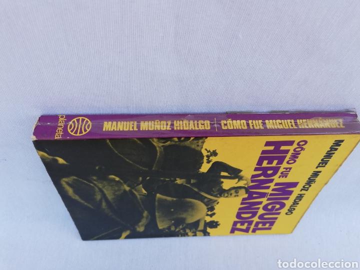 Libros de segunda mano: LOTE LIBROS MIGUEL HERNÁNDEZ. - Foto 14 - 129038535