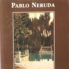 Libros de segunda mano: ANTOLOGIA POÉTICA. PABLO NERUDA.. Lote 129460379
