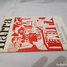 Libros de segunda mano: NARRA REVISTA LITERARIA-JOVENES POETAS ARAGONESES-. Lote 129955287