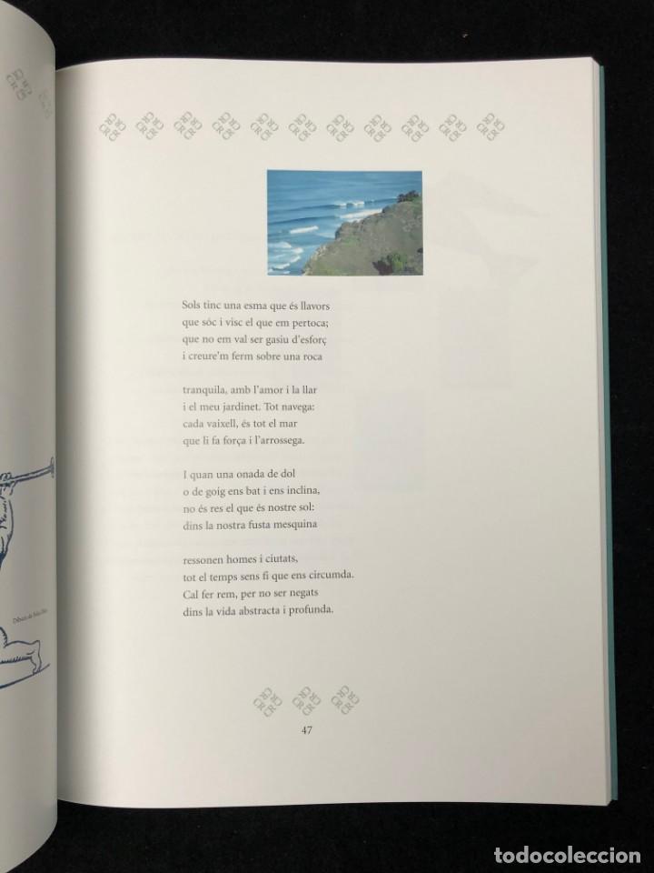 Libros de segunda mano: JOSEP CARNER I CARLES RIBA. L´AVENTURA DE DOS POETES. 2003 - Foto 2 - 130163171