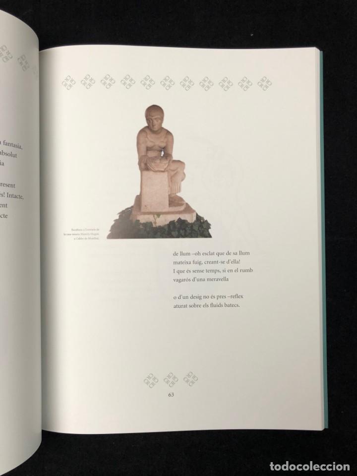 Libros de segunda mano: JOSEP CARNER I CARLES RIBA. L´AVENTURA DE DOS POETES. 2003 - Foto 3 - 130163171