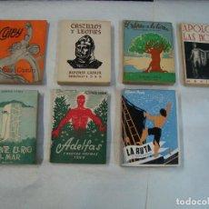 Libros de segunda mano: LOTE ALFONSO CAMÍN, VARIOS LIBROS PUBLICADOS EN MÉXICO ENTRE 1945 Y 1965 (7 LIBROS). Lote 130699034
