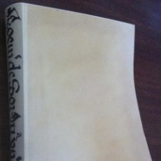 Libros de segunda mano: FACSÍMIL DE INUNDACIÓN CASALIDA, DE SOR JUANA INÉS DE LA CRUZ (1689). Lote 130838940