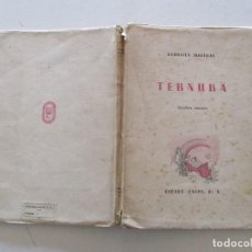 Libros de segunda mano: GABRIELA MISTRAL TERNURA. RMT87599. Lote 131289775