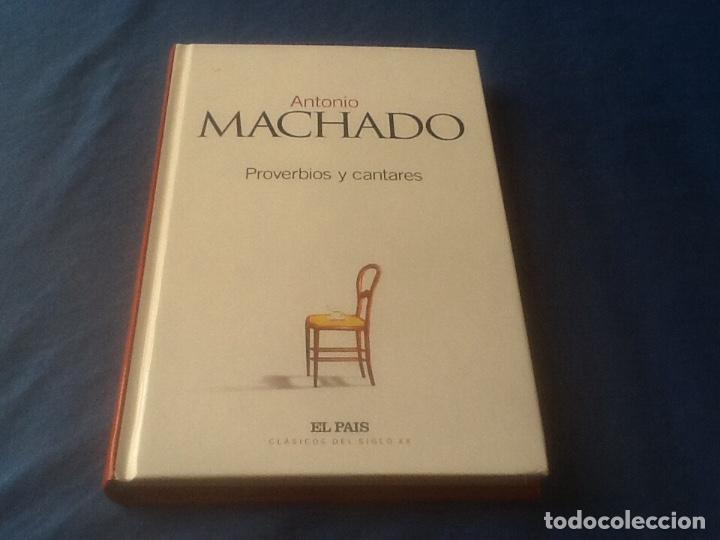 ANTONIO MACHADO, PROVERBIOS Y CANTARES, VER FOTOS. segunda mano