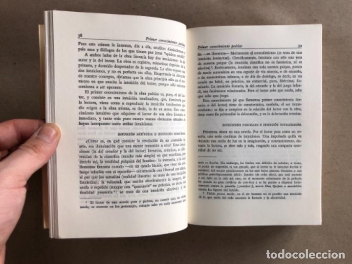 Libros de segunda mano: POESÍA ESPAÑOLA, ENSAYO DE MÉTODOS Y LÍMITES ESTILÍSTICOS. DÁMASO ALONSO. ED. GREDOS 1981. - Foto 3 - 131847514